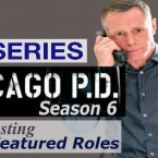 NBC's 'Chicago PD' Season 6 Filling Featured Roles