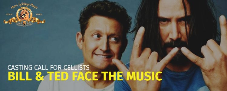 Bill & Ted Face the Music Casting Call