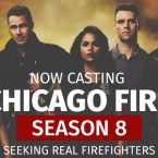 NBC's 'Chicago Fire' Season 8 Seeking Real Firefighters