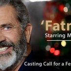 'Fatman' Starring Mel Gibson Casting Call for a Featured Role