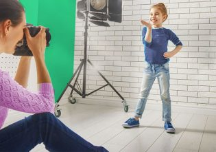 child modeling tips